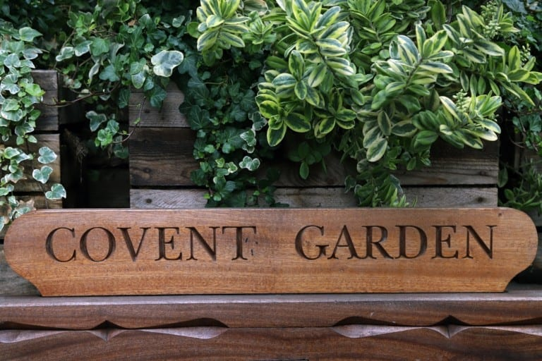 Covent Garden Directory link, Digital Agency