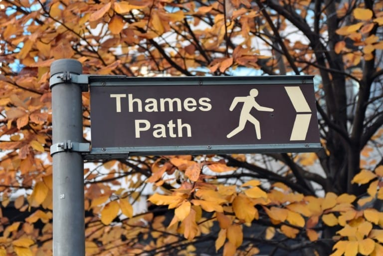 Thames Path London Top Fitness Centres Directory link from TrafficCandy.com